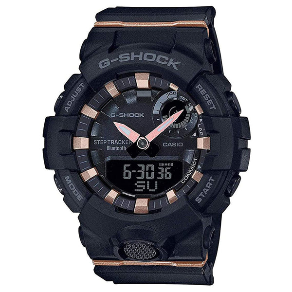 G-Shock: GMAB800-1A Women's Bluetooth Watch - Black / Gold