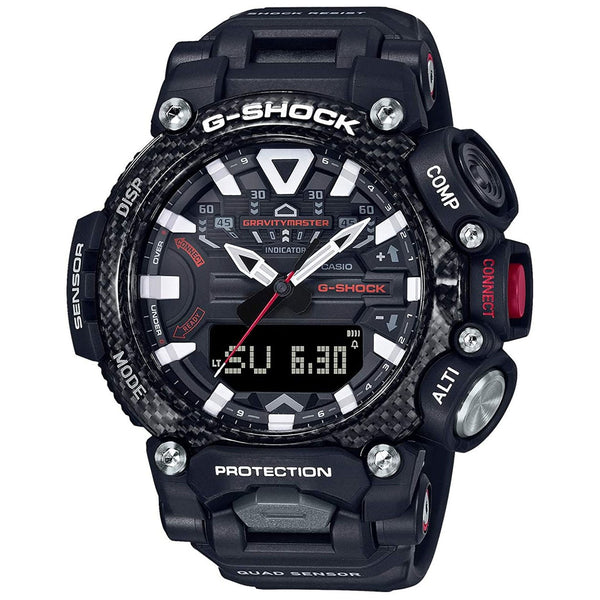 G-Shock: Gravity Master Watch (GRB200-1A) - Black