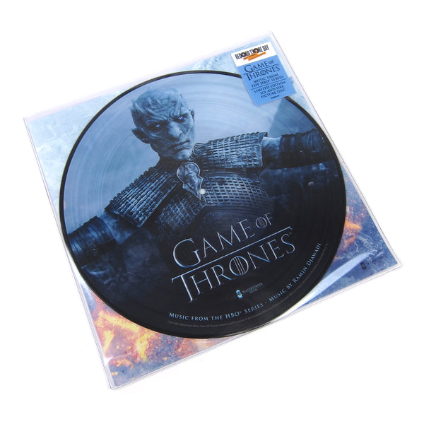 Ramin Djawadi: Game of Thrones Soundtrack (Pic Disc) Vinyl LP (Record Store Day)