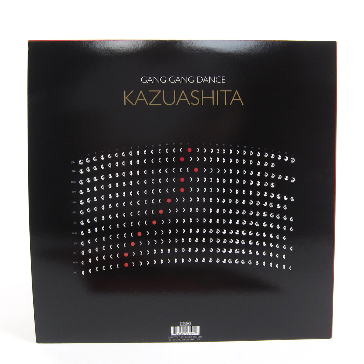 Gang Gang Dance: Kazuashita (Colored Vinyl) Vinyl LP