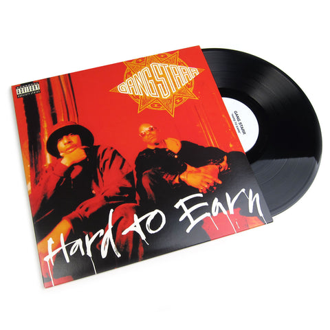 Gang Starr: Hard To Earn Vinyl 2LP