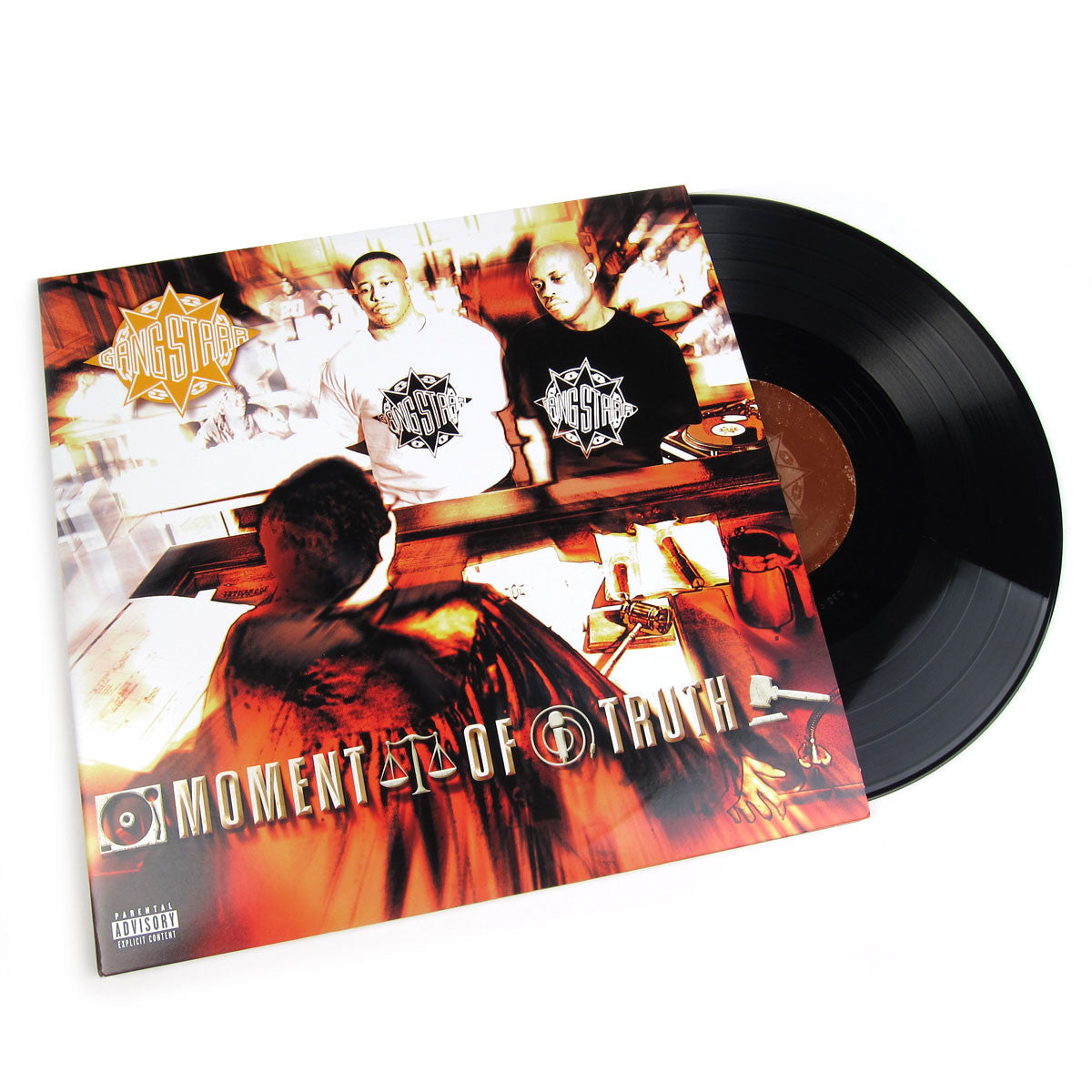 Gang Starr: Moment Of Truth Vinyl 3LP