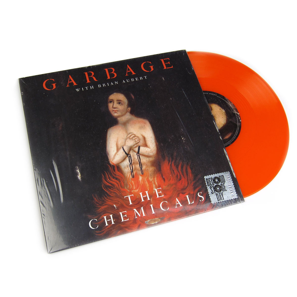 "Garbage: TBD (Colored Vinyl) Vinyl 10"" (Record Store Day)"