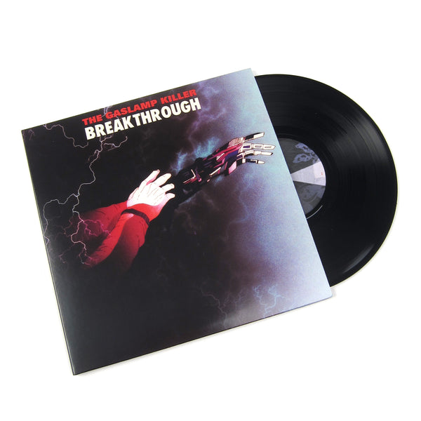 Gaslamp Killer: Breakthrough Limited Edition Vinyl 2x10""