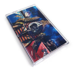 The Gaslamp Killer: Instrumentalepathy Cassette