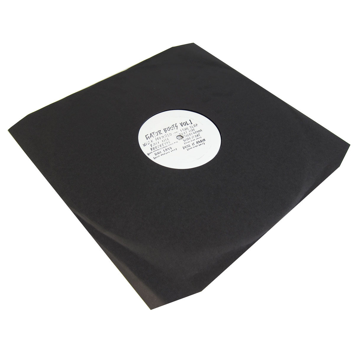 Soul Clap & Nick Monaco: Gator Boots Vol.1 (Umi Says, Grace Jones) 12""
