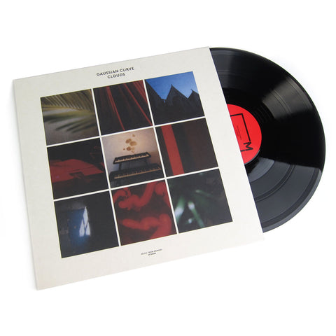 Gaussian Curve: Clouds (Gigi Masin) Vinyl LP