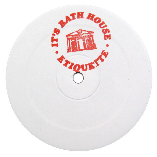 Gay Marvine: Bath House Etiquitte Vol.3 (Chicago, Prince, Fleetwood Mac) 12""