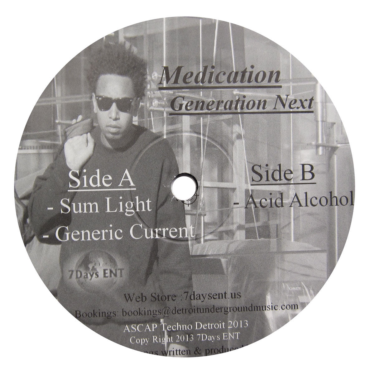 Generation Next : Medication 12""