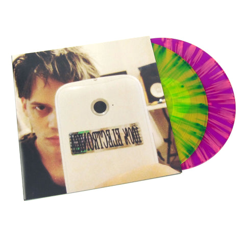 George Clanton: 100% Electronica - Deluxe Edition (Colored Vinyl)