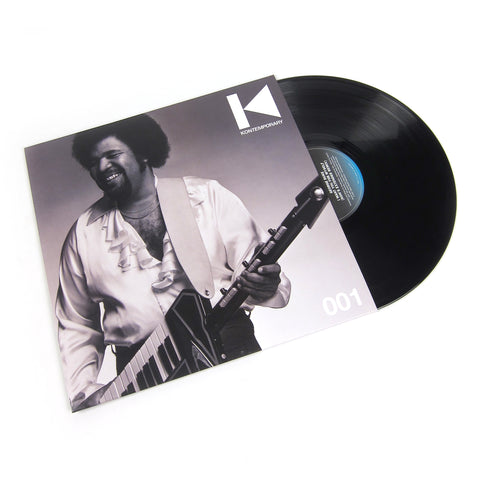 George Duke: I Want You For Myself (Kon's Extended Remix) Vinyl 12""
