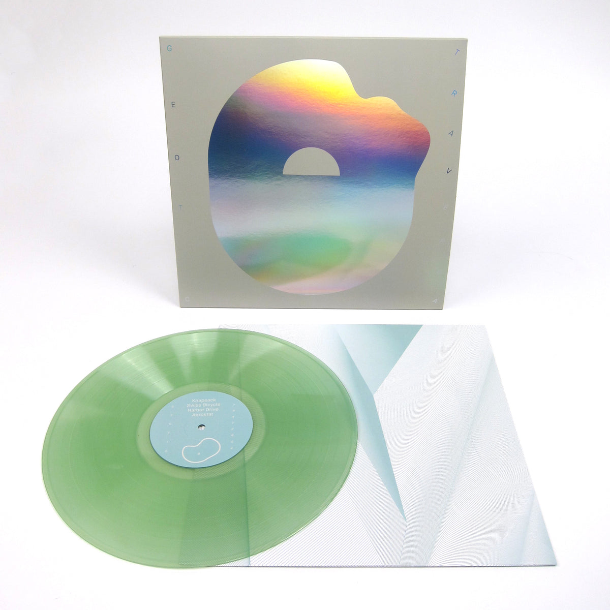 Geotic: Traversa (Colored Vinyl) Vinyl LP