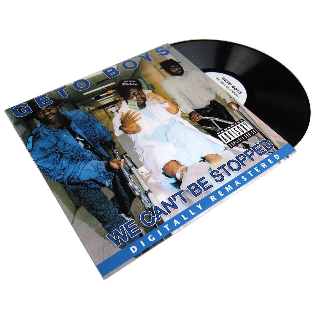 Geto Boys: We Can't Be Stopped Vinyl LP
