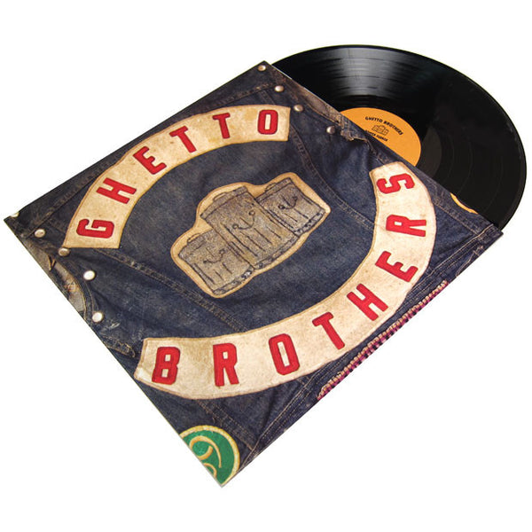 Ghetto Brothers: Power Fuerza (Free MP3) LP