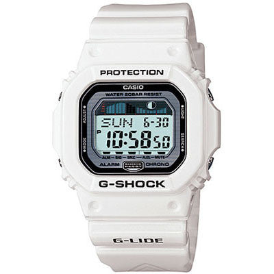 G-Shock: GLX-5600-7CU Watch - White