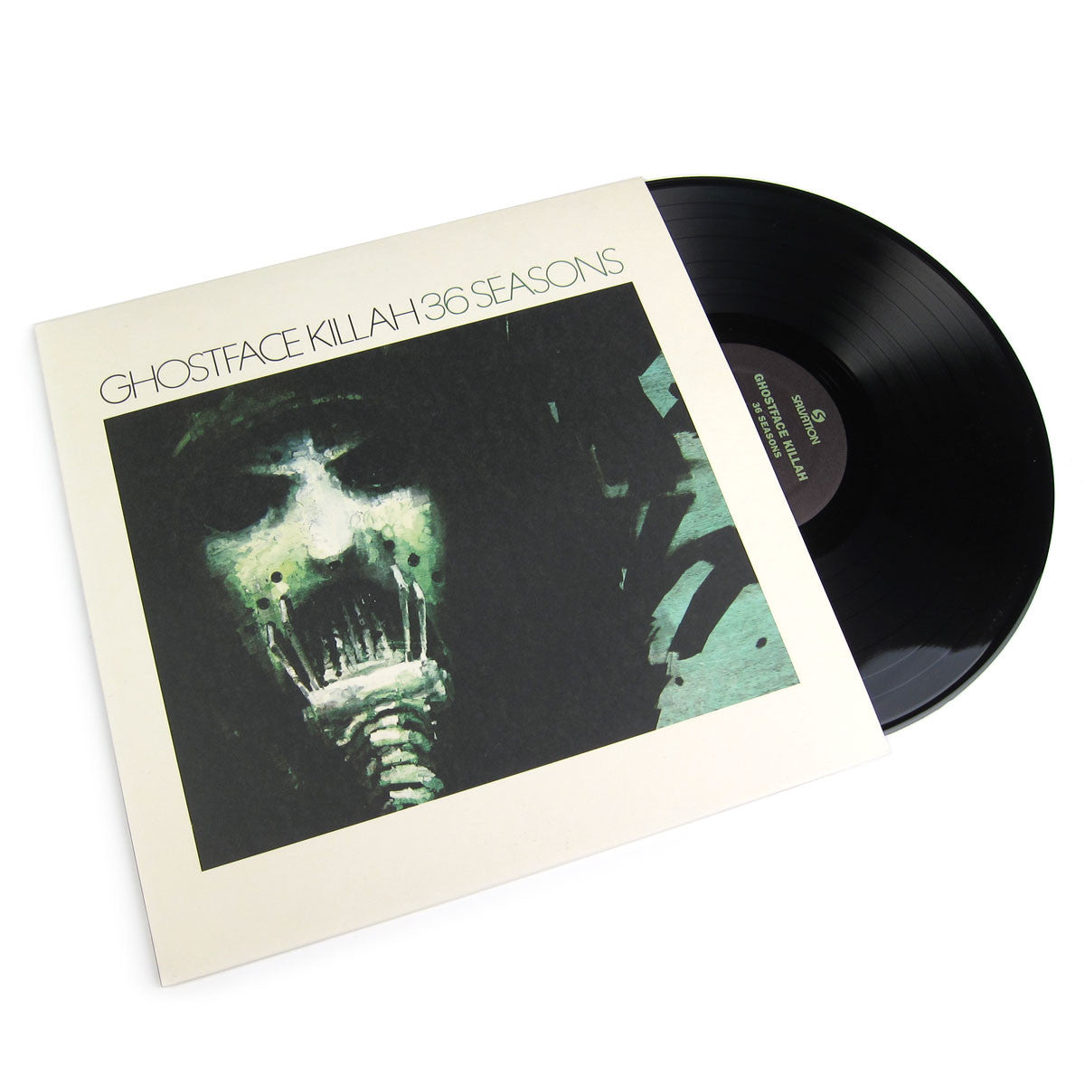 Ghostface Killah: 36 Seasons Vinyl LP