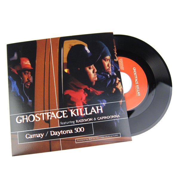 Ghostface Killah: Camay / Daytona 500 Vinyl 7""