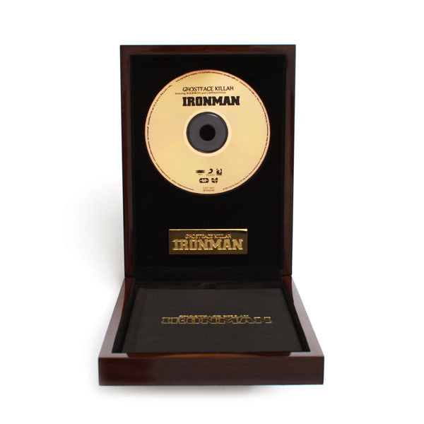 Ghostface Killah: Ironman Gold Edition CD Boxset CD