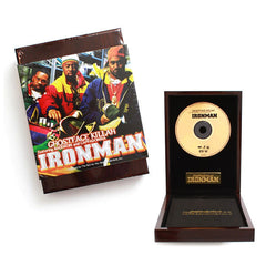 Ghostface Killah: Ironman Gold Edition CD Boxset