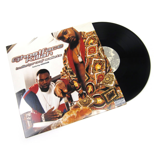 Ghostface Killah: Bulletproof Wallets Vinyl 2LP