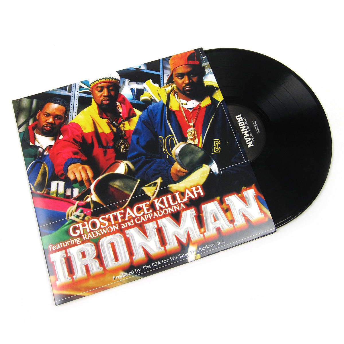 Ghostface Killah: Ironman Vinyl 2LP