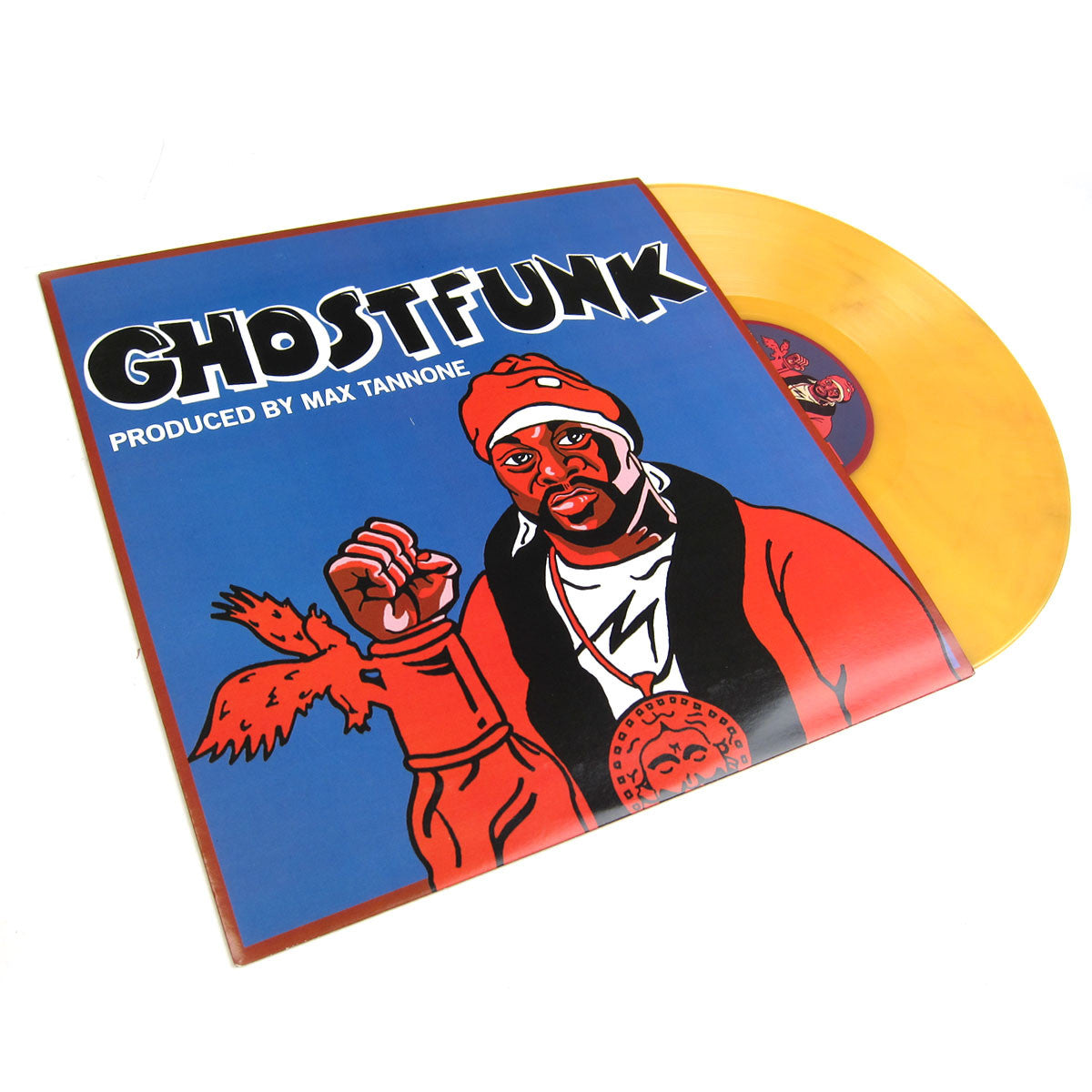 Ghostface Killah: Ghostfunk (Max Tannone) Vinyl LP