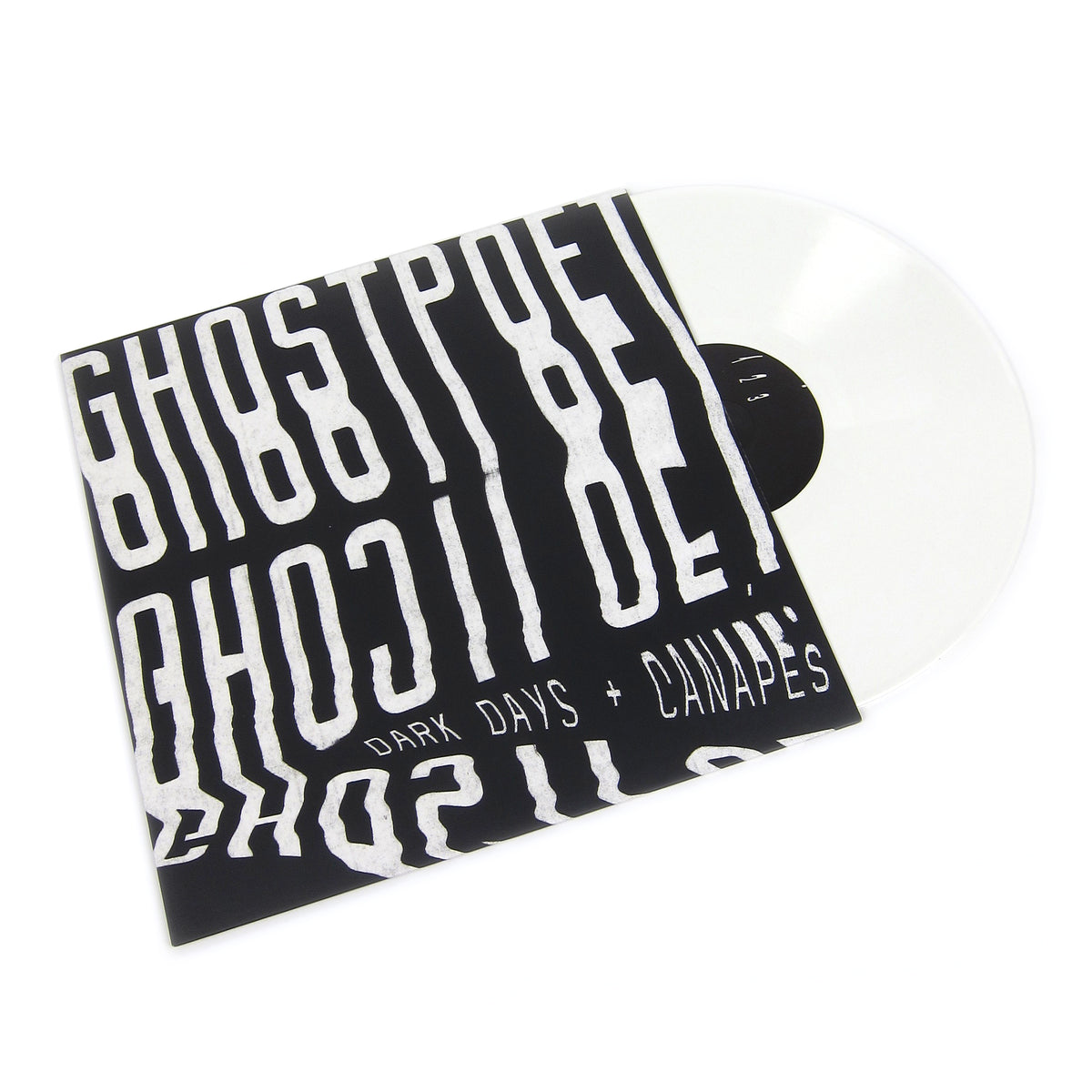 Ghostpoet: Dark Days + Canapes (180g, Colored Vinyl) Vinyl LP