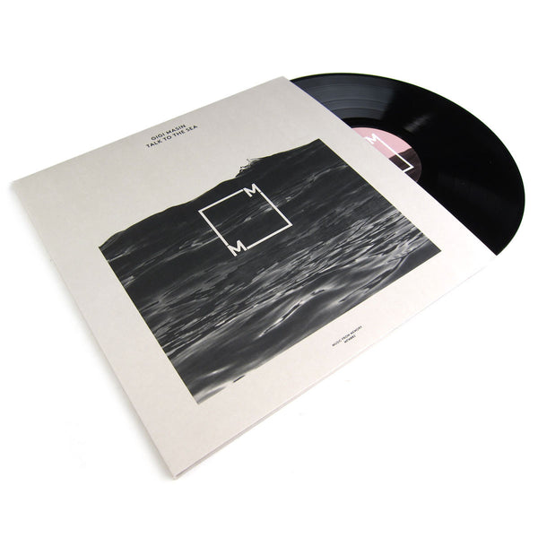 Gigi Masin: Talk To The Sea Vinyl 2LP