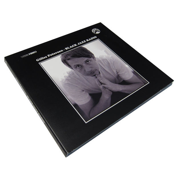 Gilles Peterson: Black Jazz Radio CD