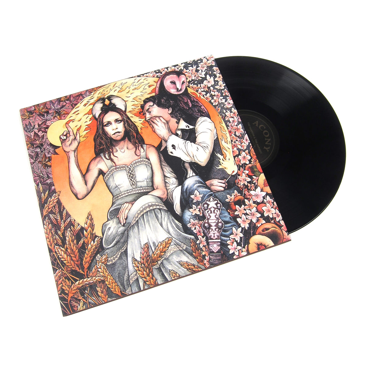 Gillian Welch: The Harrow & The Harvest Vinyl LP