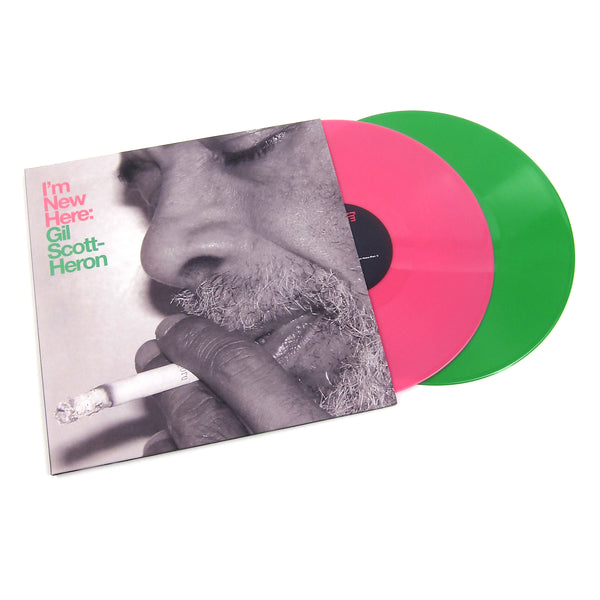 Gil Scott-Heron: I'm New Here - 10th Anniversary Expanded Edition (Colored Vinyl) Vinyl 2LP