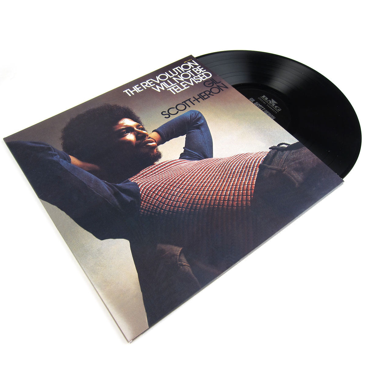 Gil Scott-Heron: The Revolution Will Not Be Televised Vinyl LP