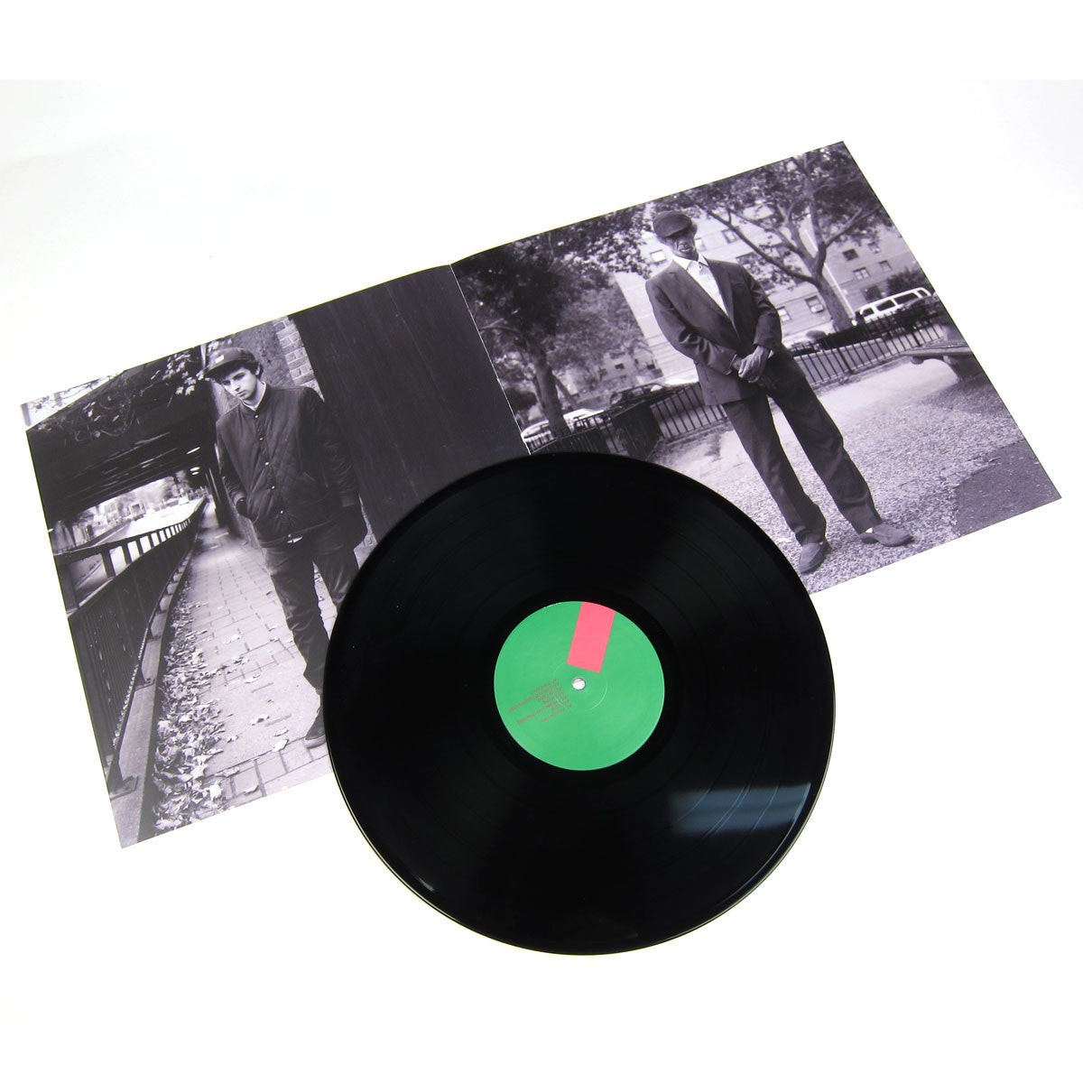 Gil Scott-Heron & Jamie XX: We're New Here Vinyl LP fold out