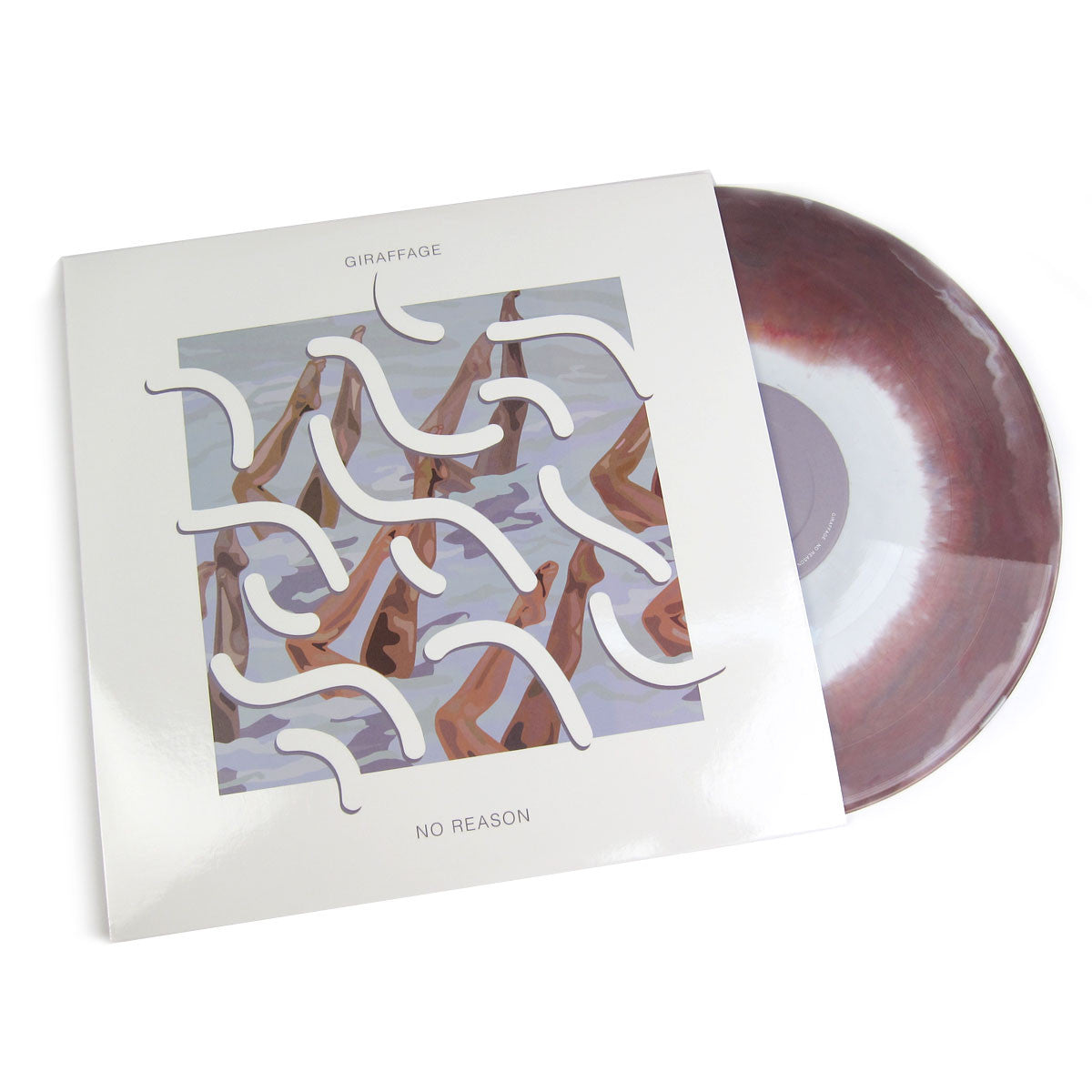 Giraffage: No Reason (Colored Vinyl) Vinyl 12""