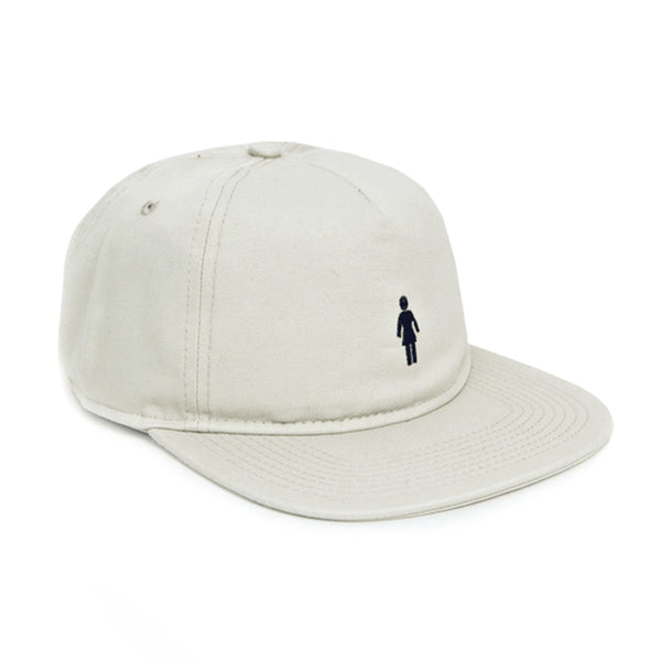 Girl: Micro OG 5 Panel Hat - Khaki