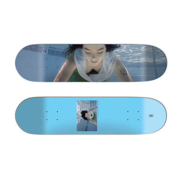 Girl: Bjork / Spike Jonze 8.25 Skateboard Deck