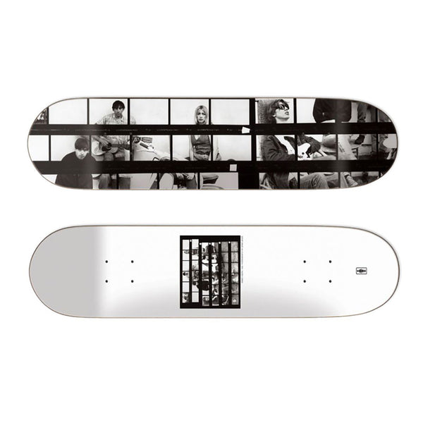 Girl: Sonic Youth / Spike Jonze 8 Skateboard Deck