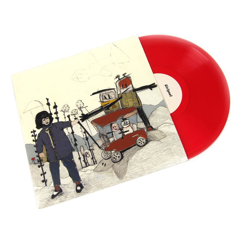 Girlpool: Powerplant (Indie Exclusive Colored Vinyl) Vinyl LP