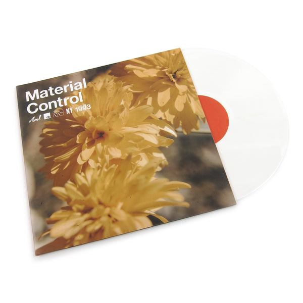 Glassjaw: Material Control (Colored Vinyl) Vinyl LP