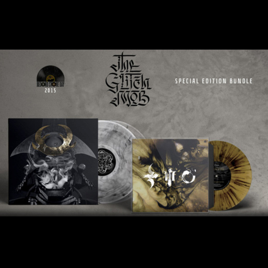 Glitch Mob: Black Friday Bundle Vinyl