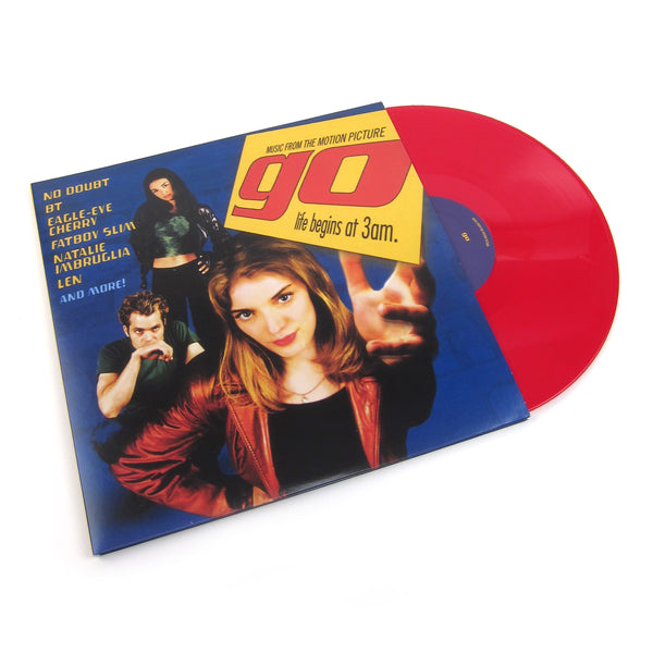 Go: Go Music From The Motion Picture (Colored Vinyl) Vinyl 2LP