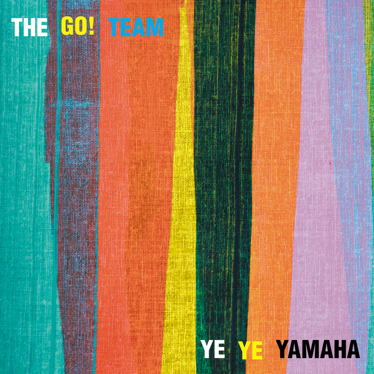 "The Go! Team: Ye Ye Yamaha Vinyl 7"" (Record Store Day)"