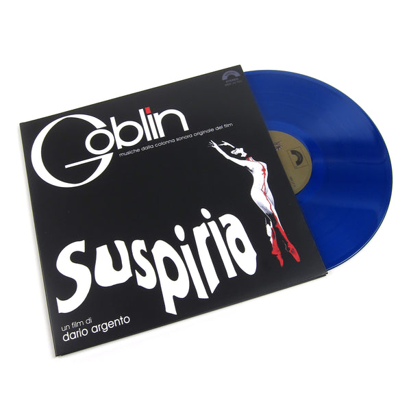 Goblin: Suspiria Soundtrack (Colored Vinyl) Vinyl LP