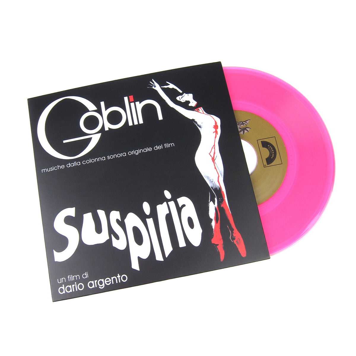 "Goblin: Suspiria / Blind Concert (Colored Vinyl) Vinyl 7"" (Record Store Day)"