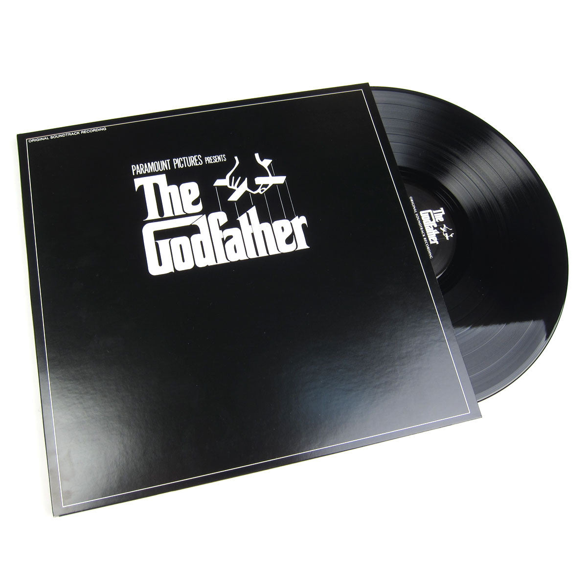Nino Rota: The Godfather Original Soundtrack Recording (180g) Vinyl LP
