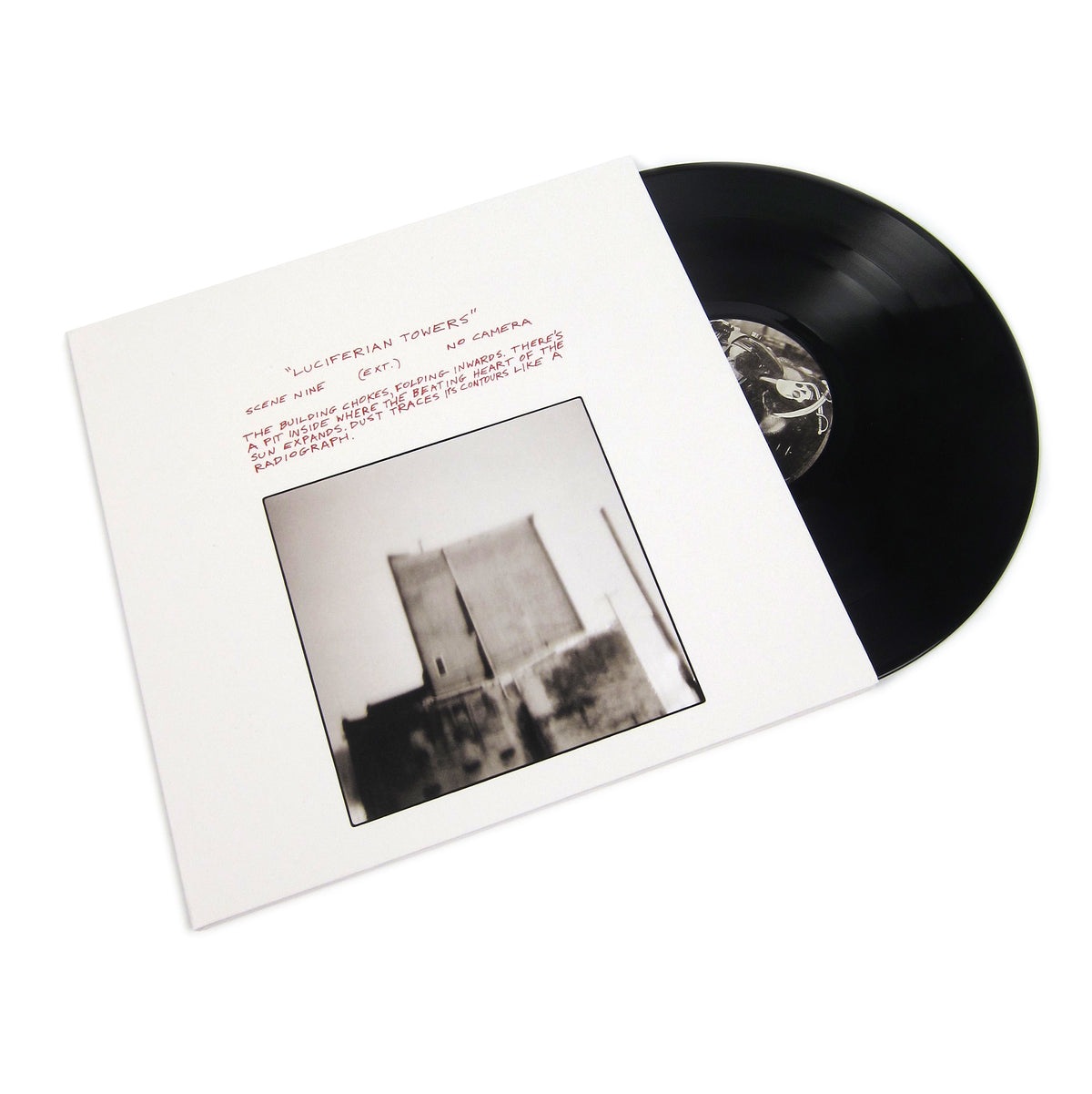 Godspeed You! Black Emperor: Luciferian Towers (180g) Vinyl LP