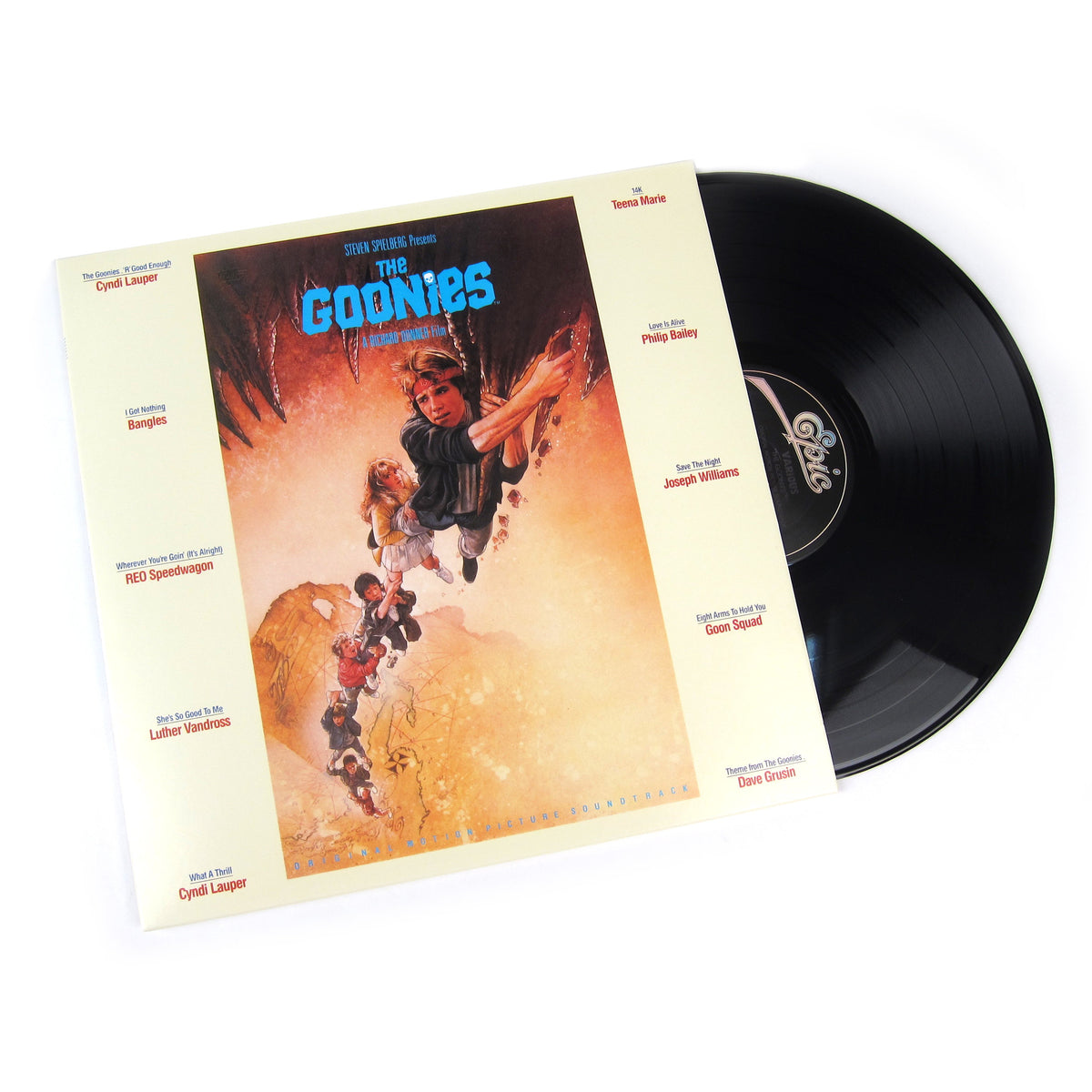 The Goonies: Original Motion Picture Soundtrack Vinyl LP