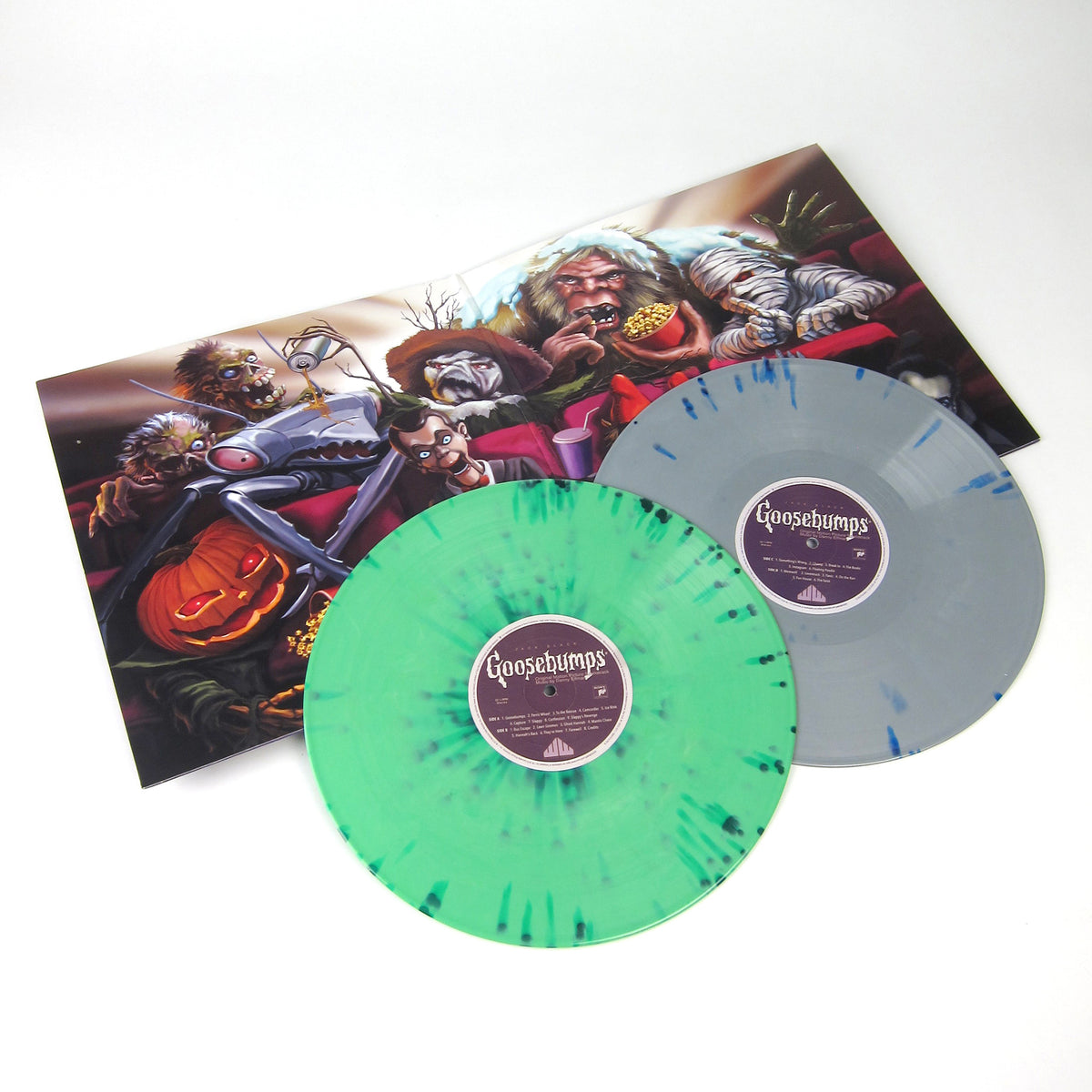 Danny Elfman: Goosebumps Sountrack (Colored Vinyl) Vinyl 2LP