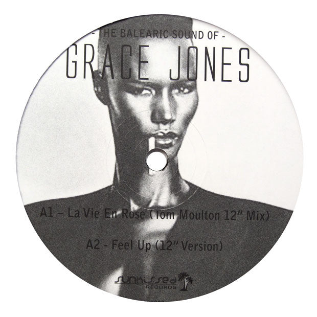 Grace Jones: The Balearic Sound of Grace Jones EP
