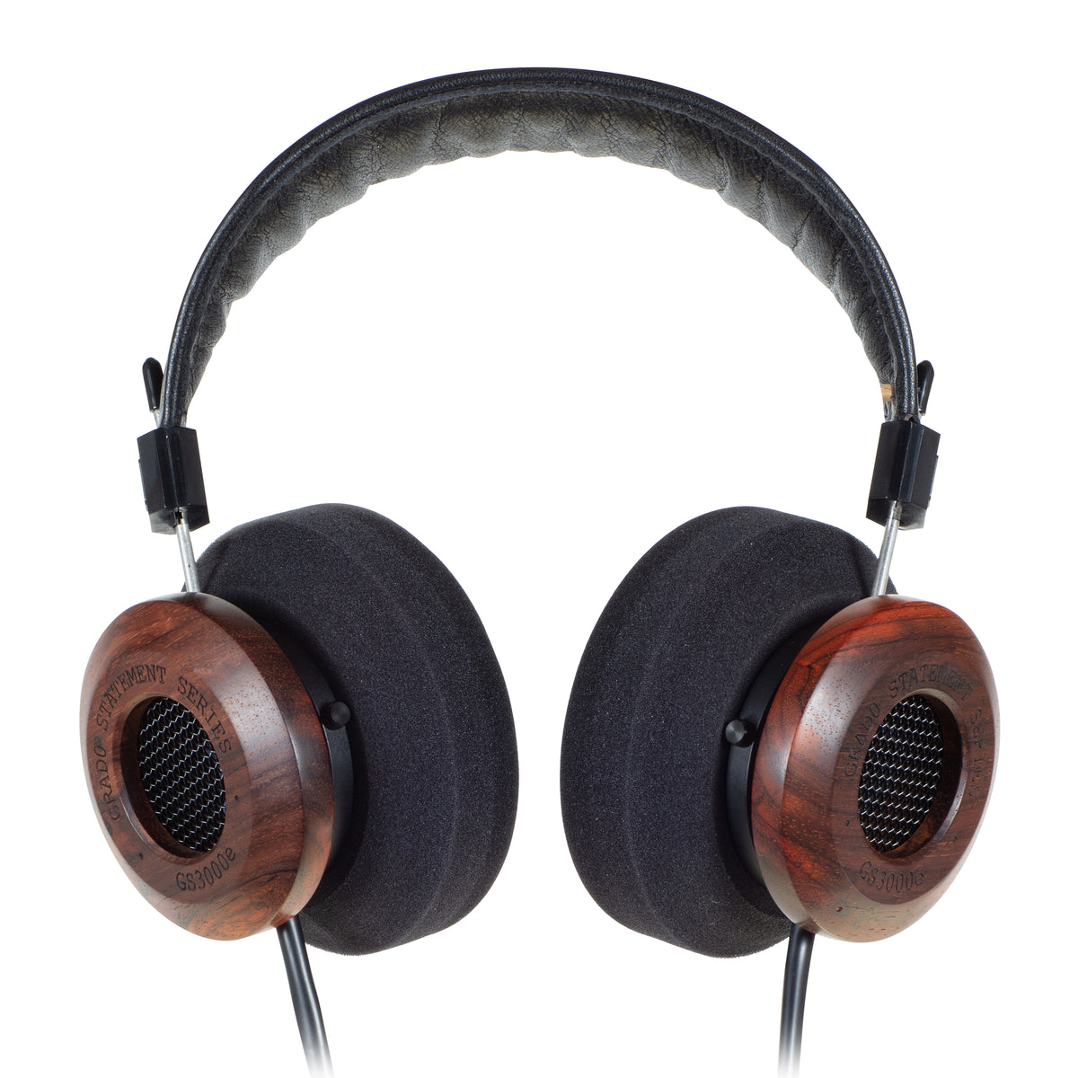 Grado: GS3000e Cocobolo-Maple Hybrid Enclosure Headphones